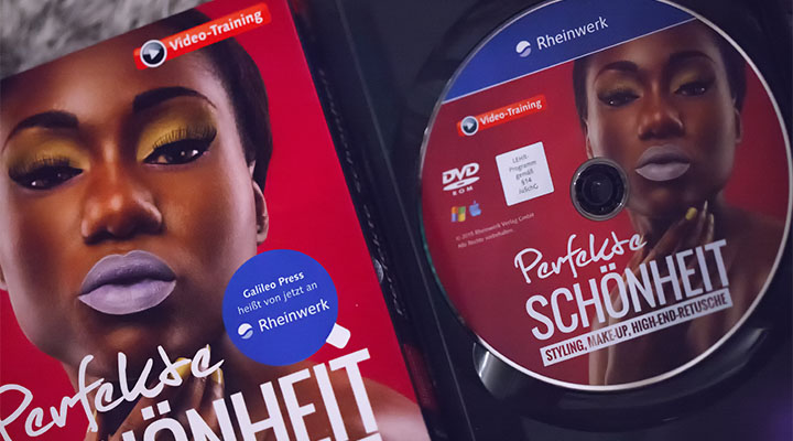 """DomQuichotte hat im Rheinwerk-Verlag einen Doppelschlag hingelegt. Neben dem schon HIER rezensierten Buch* gibt es auch eine Lern-DVD* zum Thema Photoshop-Retusche. *Amazon-Link (Affilate) """"Perfekte Schönheit""""* ist nicht das typische Photoshop-Training, […]"""